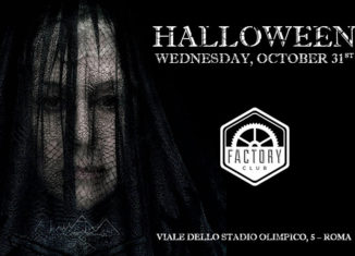 Hallowen al Factory Club